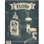 Floid mitrinošas skūšanās putas 300 ml