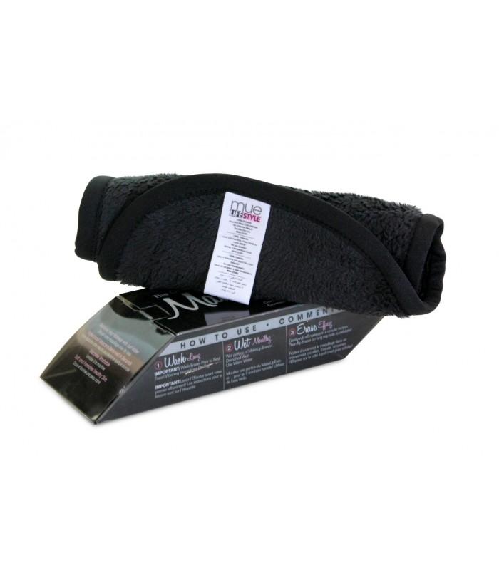 The Original MakeUp Eraser® - dvielītis kosmētikas noņemšanai (krāsa - Black)