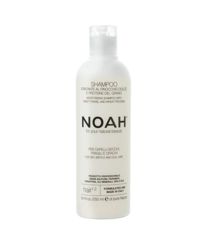 NOAH Mitrinošs šampūns 1.2