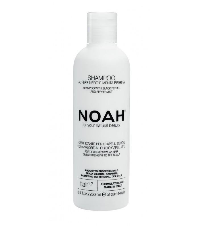 NOAH Šampūns novājinātiem matiem 1.7