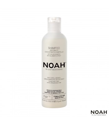 NOAH šampūns dzeltenā toņa neitralizēšanai 1.9
