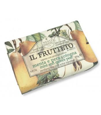 """Nesti Dante Il Frutteto ziepes """"Piparmētra un Cidoniju Bumbieris"""" 250 g."""