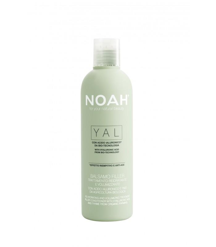 NOAH YAL Intensīvi mitrinošs un aizpildošs matu kondicionieris ar apjoma efektu