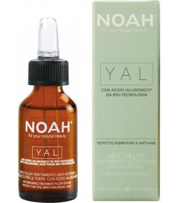 NOAH YAL aizpildošs serums matu galiņiem