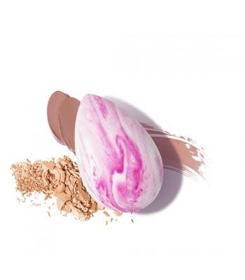 beautyblender® swirl sūklis dekoratīvās kosmētikas uzklāšanai (Krāsa -marmora)