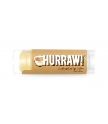 Hurraw! Chai dzēriena lūpu balzāms