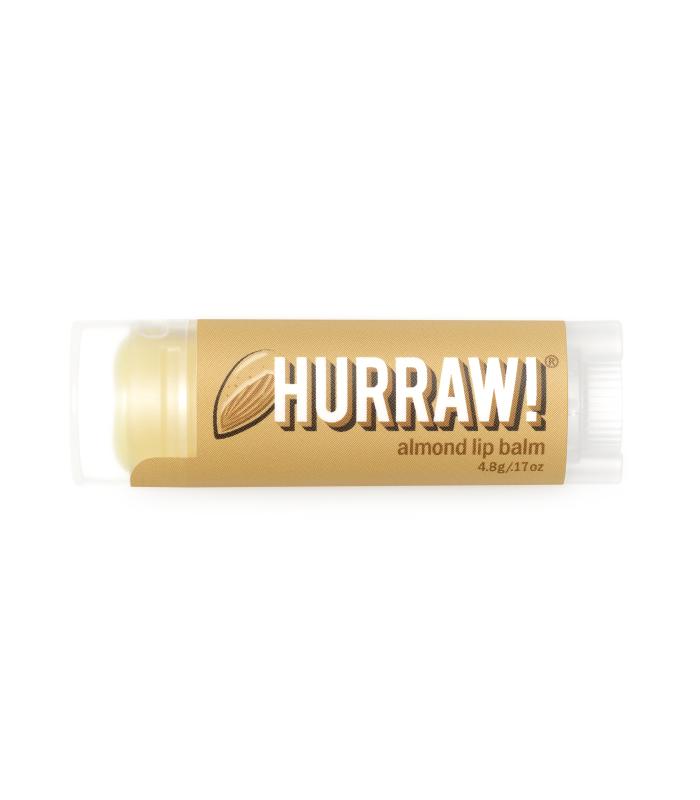 Hurraw! Mandeļu lūpu balzāms