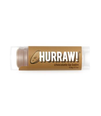 Hurraw! Šokolādes lūpu balzāms