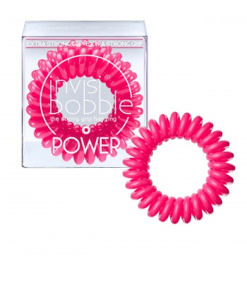 Invisibobble matu gumija Power (Krāsa - Pinking of You, 3 gab.)