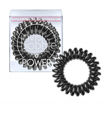 Invisibobble matu gumija Power (Krāsa - True Black, 3 gab.)