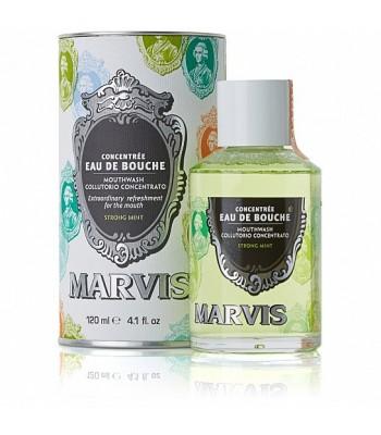 Marvis koncentrēts mutes skalojamais līdzeklis ar piparmētras garšu 120 ml
