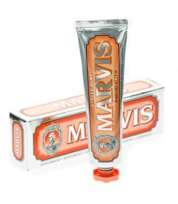 Marvis zobu pasta ar ingvera un piparmētras garšu 75 ml