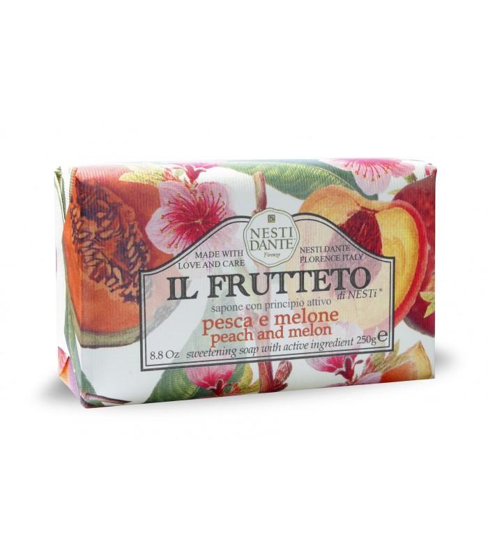 """Nesti Dante Il Frutteto ziepes """"Persiks un Melone"""" 250 g."""