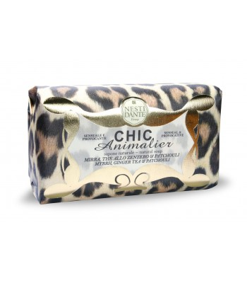 "Nesti Dante Chic Animalier ""Bronzas leopards"" ziepes 250 g."