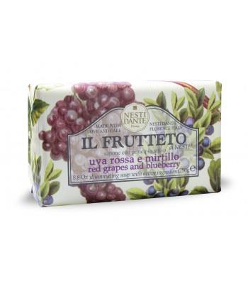 "Nesti Dante Il Frutteto ziepes ""Sarkanās Vīnogas un Mellenes"" 250 g."