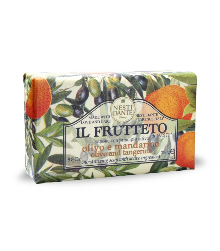 "Nesti Dante Il Frutteto ziepes ""Olīveļļa un Mandarīns"" 250 g."