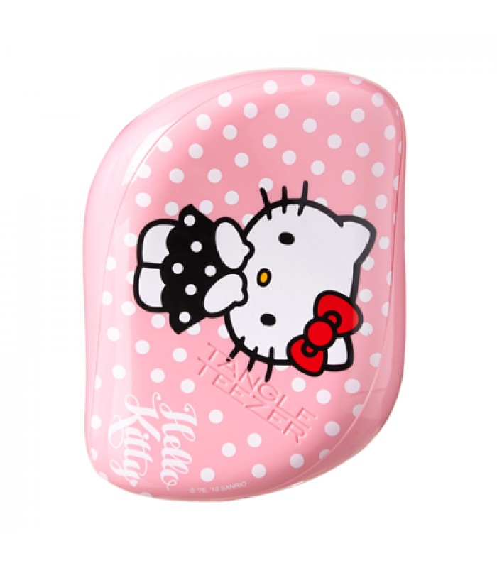 Tangle Teezer Compact Styler Hello Kitty Pink matu ķemme