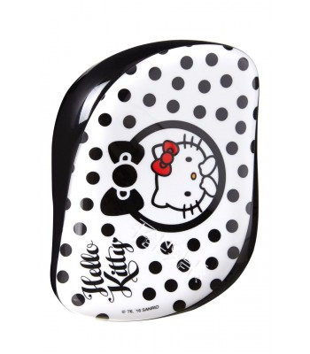 Tangle Teezer Compact Styler Hello Kitty Black matu ķemme